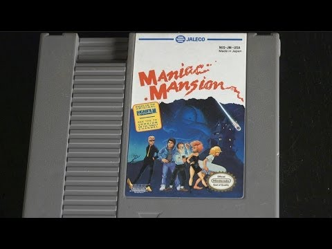 Maniac Mansion (NES) James & Mike Mondays