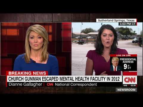 KVIA-TV: Gunman escaped behavior center in 2012