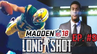 Madden 18 Long Shot Gameplay-Madden NFL 18 LongShot Episode 9-Playing In The Middle East !