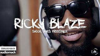 Ricky Blaze   Shook Ones Freestyle