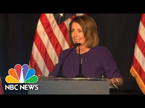 Nancy Pelosi: \'Are You Ready For A Great Democratic Victory?\' | NBC News