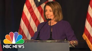 Nancy Pelosi: 'Are You Ready For A Great Democratic Victory?' | NBC News
