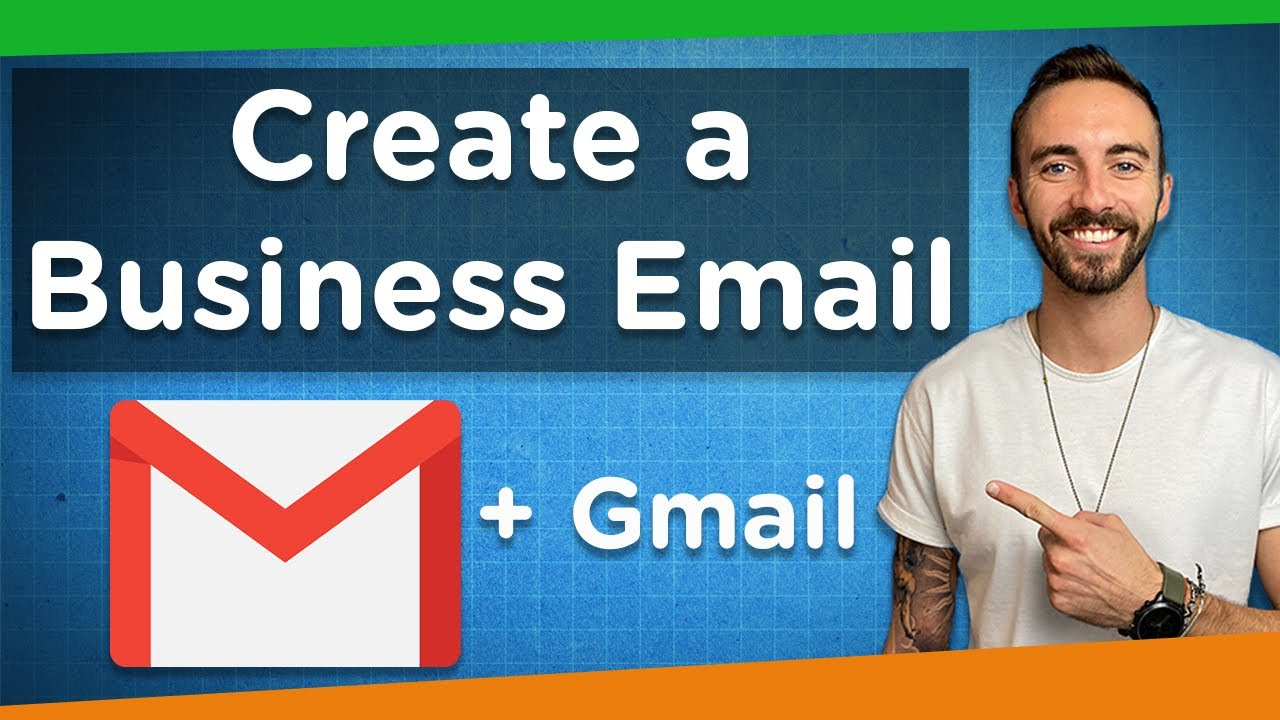 How to Create A Business Email For Free (And Use It with Gmail)