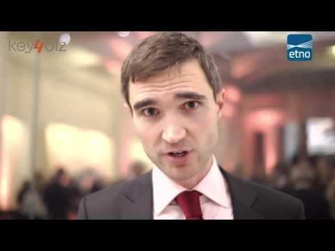 FT-ETNO Summit 2014, Interview to Daniel Thomas, Telecoms Editor, Financial Times