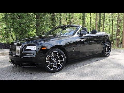 2018 Rolls-Royce Dawn Black Badge Technical Review