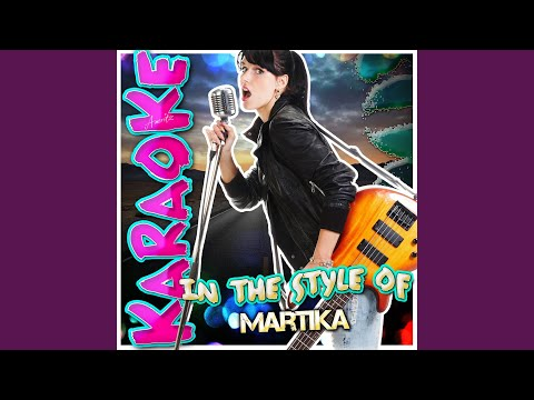 I Feel the Earth Move (In the Style of Martika) (Karaoke Version)