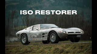 homepage tile video photo for Master Mechanics: Il Bottegone, Iso Restorer - Clip