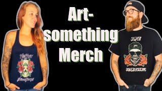 ✅ART-SOMETHING 👀 T-SHIRTS  AVAILABLE  NOW!! ✅