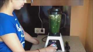 СЕКРЕТ ПОХУДЕНИЯ РАСКРЫТ | Зеленый коктейль (смузи) | Vegetarian, vegan, raw