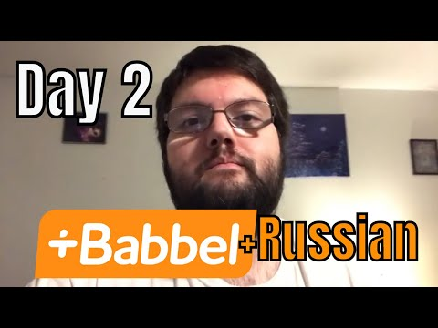 What I&39;ve Learned In 2 Days In Russian From Babbel
