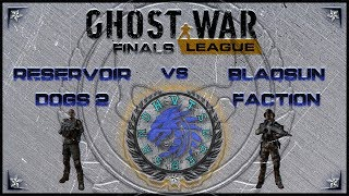 PS4 Ghost War League || Season 8 S Finals || Reservoir Dogs 2 vs Blaqsun Faction