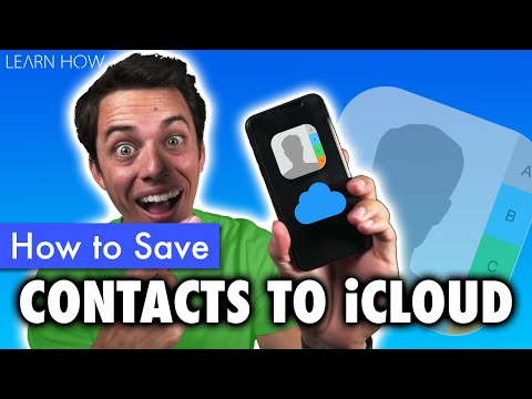 Backup iPhone Contacts [2018].