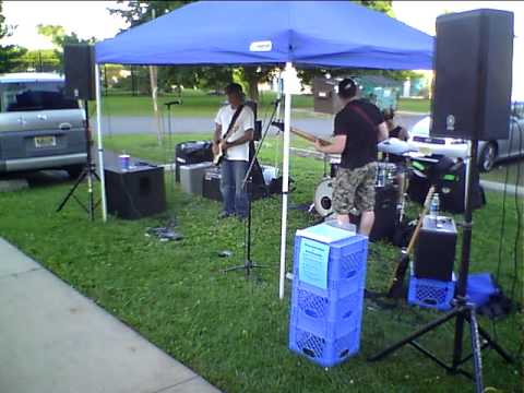Joe Vadala, Rich Scannella, Dan Miller - Dairy Queen, East Windsor, NJ