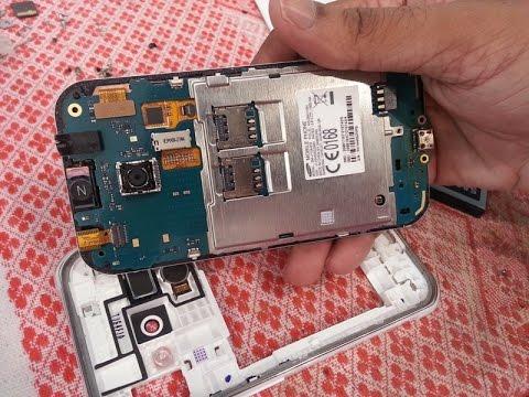 Samsung J1 ACE SM-J110H Disassembly