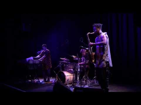 The Comet is Coming - Through the Asteroid Belt (live at moods, Switzerland)