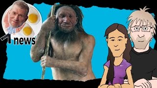 (Ken) Ham & AiG News - Neanderthals, Cannibals and Filthy Toddler Sinners