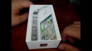 Не большой обзор на мой новый iPhone 4s 16gb White(Наша группа Вконтакте: http://vk.com/appleoverviews., 2012-10-24T14:19:05.000Z)