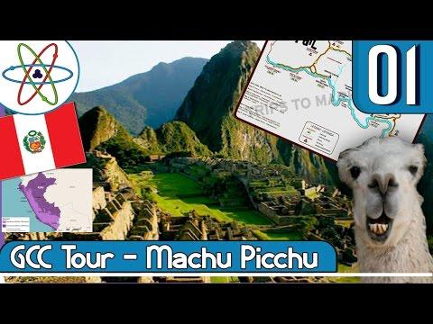 GCC Tour 01 - Como viajar para Machu Picchu | Peru