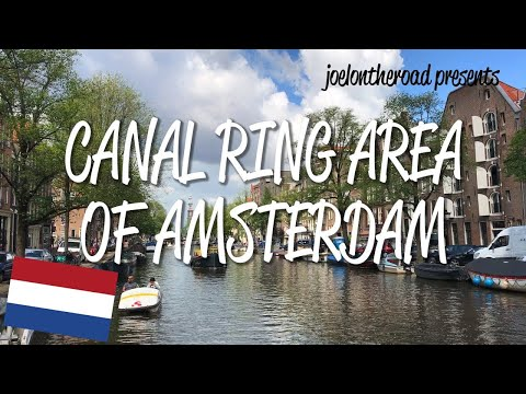 17th Century Canals of Amsterdam - UNESCO World Heritage Site