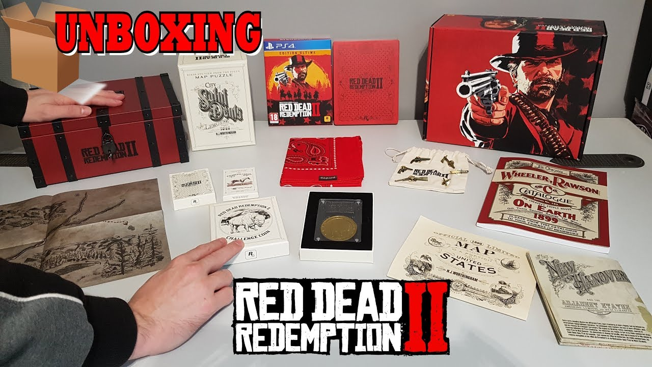red dead redemption 2 limited edition worth it