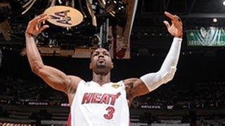 Dwyane Wade's Top 10 Plays of His Career thumbnail