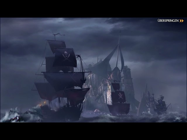 Uncharted Seas started - Guns of Glory Teaser