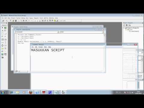 Cara Membuat Kalkulator Sederhana Visual Basic