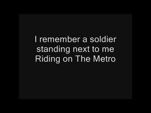 SYstem of a Down - Metro (Karaoke Version)