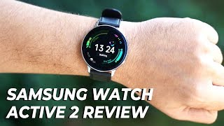 Galaxy Watch Active 2 4G Review | Samsung