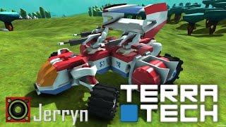 Terratech v0.6 [cz] #10 - Rozebírání bloků