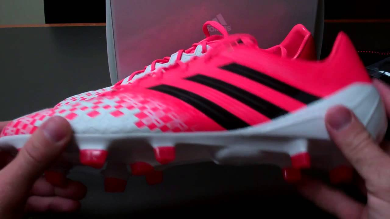 adidas predator lethal zones black red
