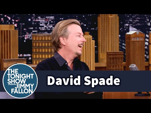 David Spade Got Ditched While Skiing