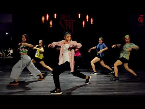 STUDENT CHOREOGRAPHY - ITP PRESENTATION | Phir Se Ud Chala by Mohit Chauhan