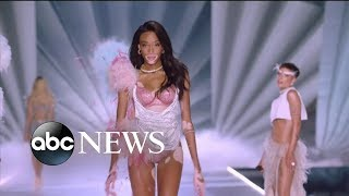 Meet the first model with vitiligo to walk in the Victoria's Secret fashion show