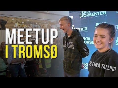 FIKK SVETT BRUNOST? - Meetup i Tromsø