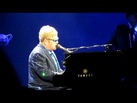 Elton John at the Hydro Glasgow 19th June 2015