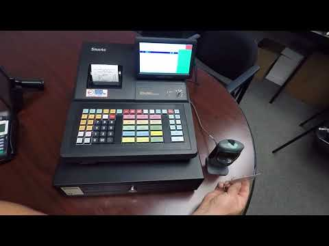 Quick look at the SAM4s SPS-530R cash register POS system from YouTube · Duration:  7 minutes 33 seconds
