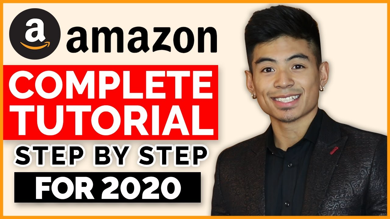 How To Sell on Amazon FBA in 2020 For Beginners! Product Launch PPC Step-By-Step