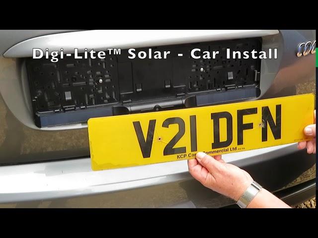 Digi-Lite™ Solar - Now Available