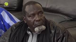 Tabaski 2019: La réponse du Khalif Général des Mourides à la délégation de Serigne Cheikh Dieum Fall