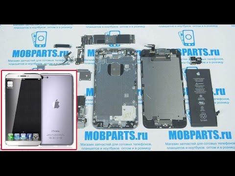 iphone 6 как разобрать, ремонт, замена дисплея и сенсора iphone 6.