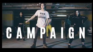 CAMPAİGN - Dance Choreography | Via Dance Bursa
