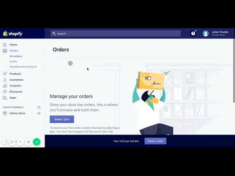 How to Register for Your Own Shopify Store in Under 5 Minutes – Tutorial