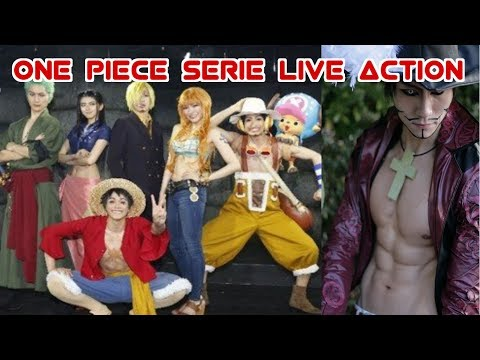 One Piece Serie Live Action En Hollywood