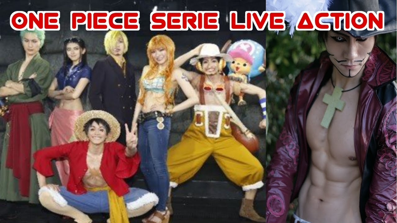 One Piece Serie Live Action En Hollywood - YouTube