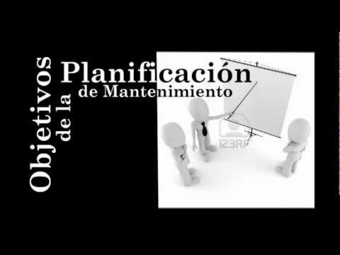 Planificación de Mantenimiento