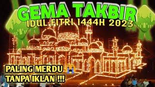 Download Mp3 Gema Takbir Idul Fitri 1441h 2020 - 2 Jam Full Bedug Nonstop