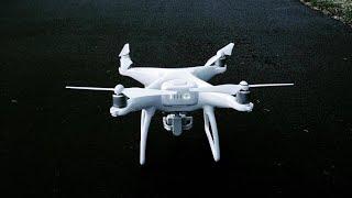 Cinematic Drone Film Montage