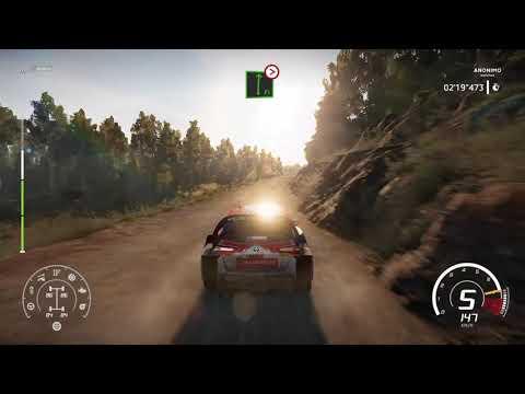 WRC 8 FIA World Rally Championship Joseph Waked |
