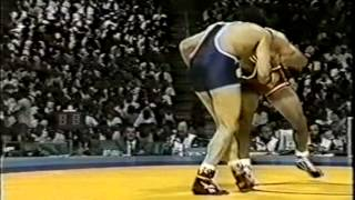 Vadim Bogiev (RUS) vs Arsen Fadzaev (UZB), 1996 Olympic Games